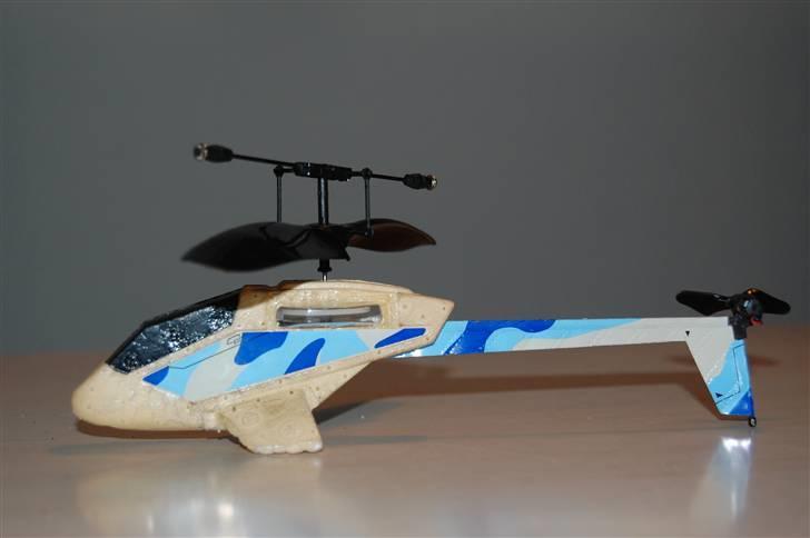 Helikopter Picco Z billede 1