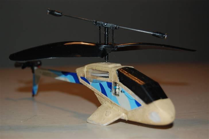 Helikopter Picco Z billede 3