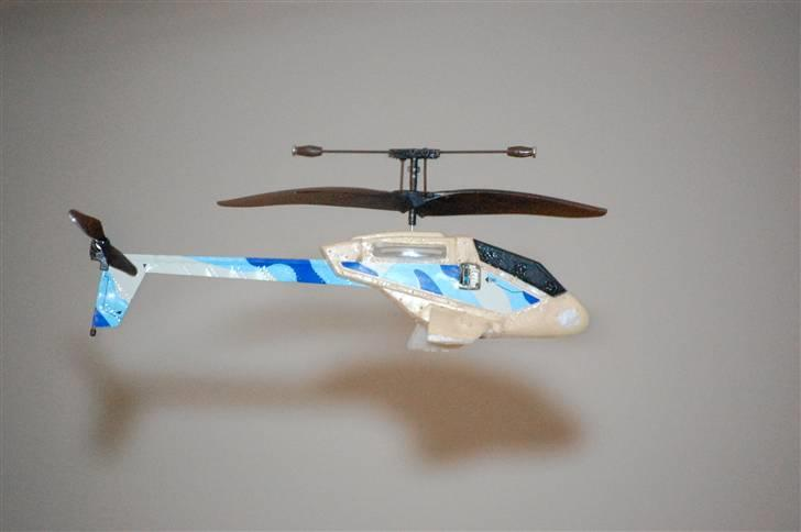 Helikopter Picco Z billede 10