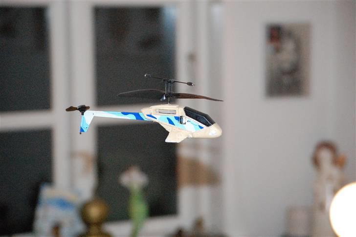 Helikopter Picco Z billede 11