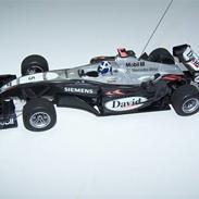 Bil Mini-z F1 McLaren