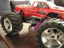 Truck HPI SAVAGE 25 Limited
