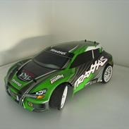 Bil Traxxas Rally VXL