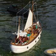 Båd Fiskerkutteren Thilde