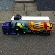 Lastbiler Scania R 730