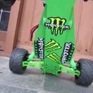 Buggy Traxxas Rustler VXL*Monster Energy Edition*