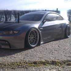 Bil TT-01E BMW M3 E92