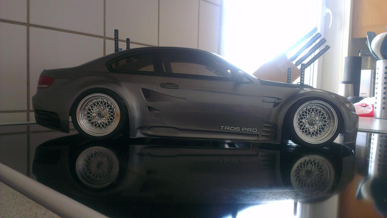 Bil TT-01E BMW M3 E92 billede 5