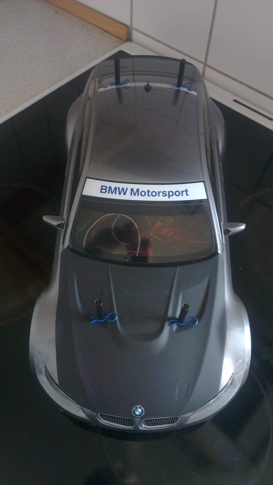 Bil TT-01E BMW M3 E92 billede 6