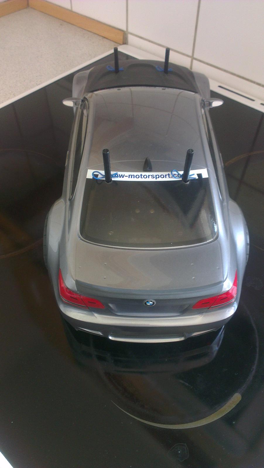 Bil TT-01E BMW M3 E92 billede 8