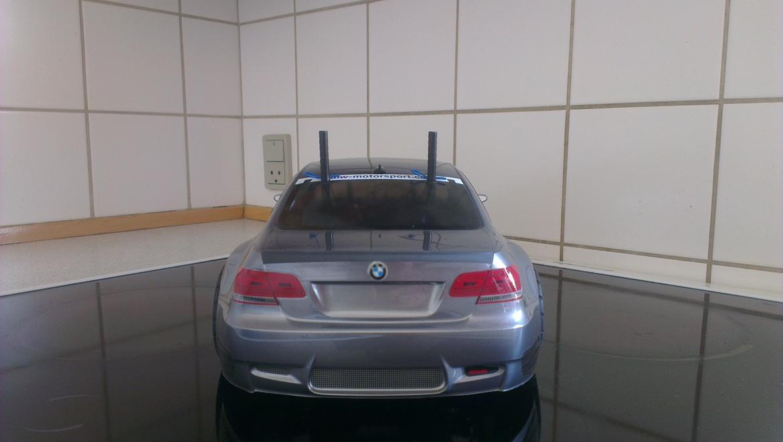 Bil TT-01E BMW M3 E92 billede 9