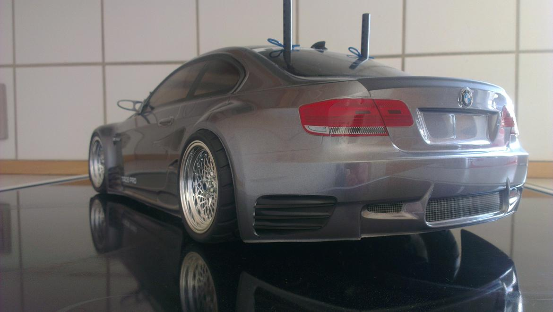 Bil TT-01E BMW M3 E92 billede 10