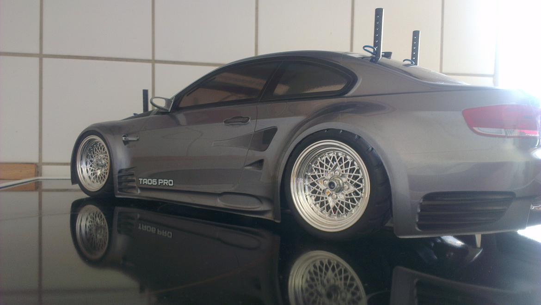 Bil TT-01E BMW M3 E92 billede 11