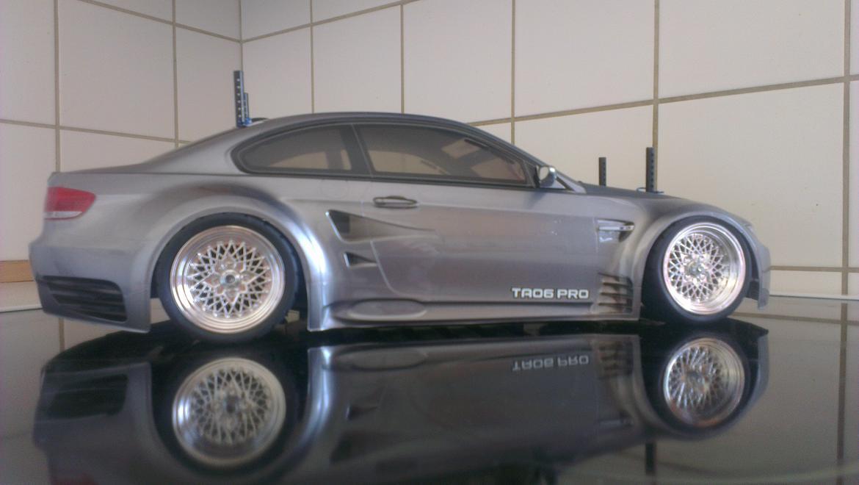 Bil TT-01E BMW M3 E92 billede 12