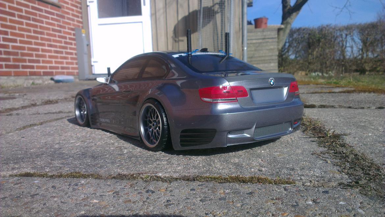Bil TT-01E BMW M3 E92 billede 16
