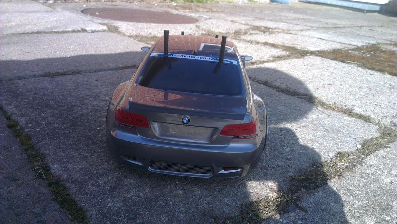 Bil TT-01E BMW M3 E92 billede 17