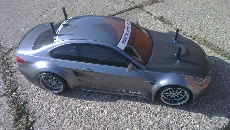 Bil TT-01E BMW M3 E92 billede 18