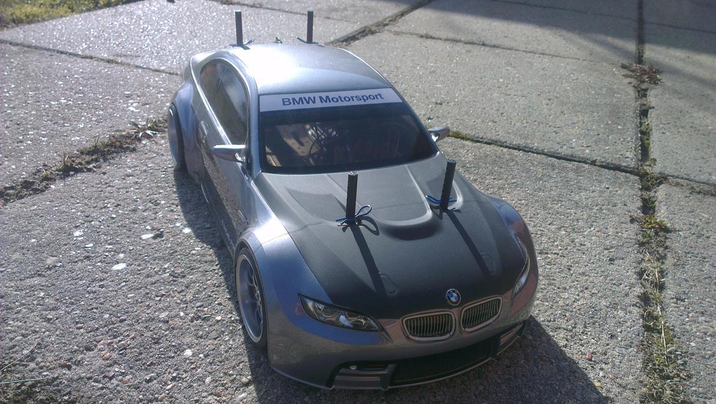Bil TT-01E BMW M3 E92 billede 20