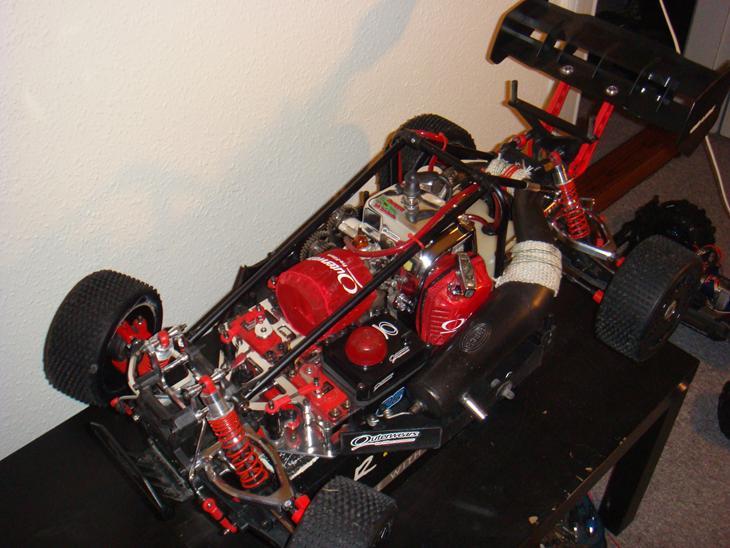 Off-Roader MCD V3 RR Competition