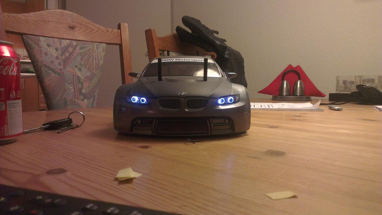 Bil TT-01E BMW M3 E92 billede 13