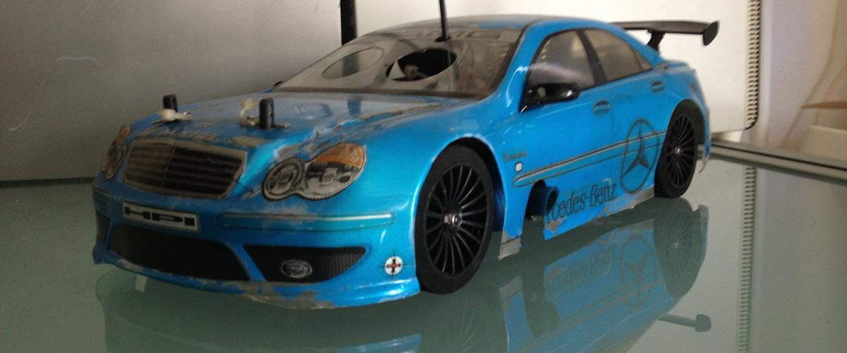 Bil Mercedes-Benz AMG C32 ( bytte væk ) - 2012 - Mercedes-Benz AMG C32----elle...