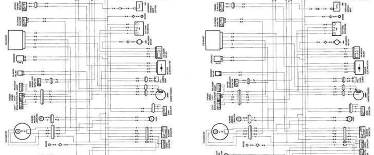 lednings diagrammer  - guider