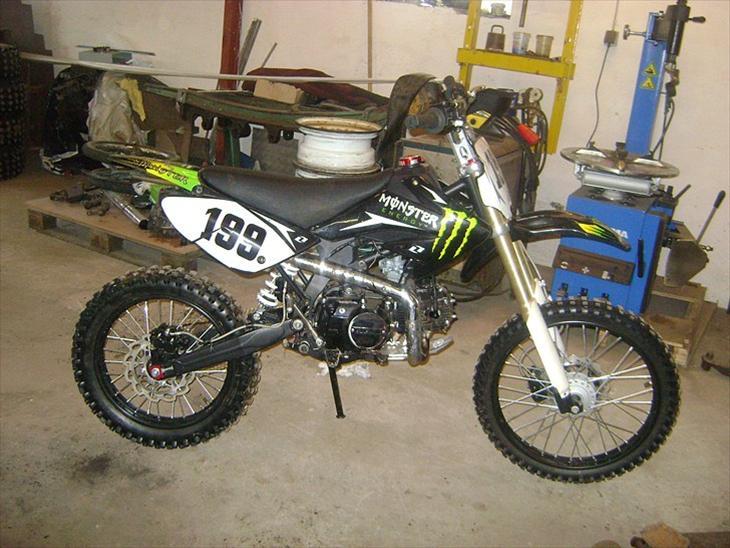 Crosser 125cc til salg