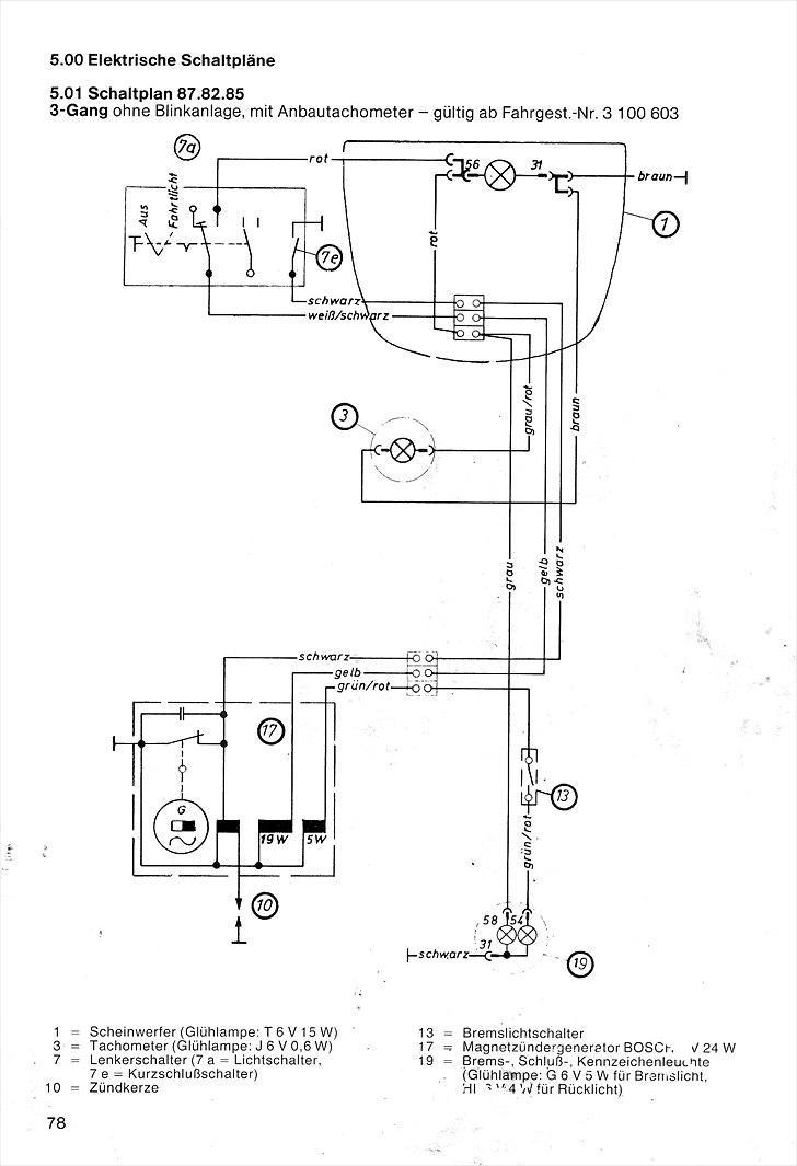 Beste Vintage Einheit Scheinwerfer Schaltplan Fotos - Elektrische ...
