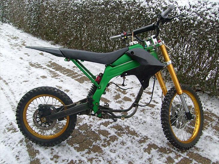 crosser til salg 250cc
