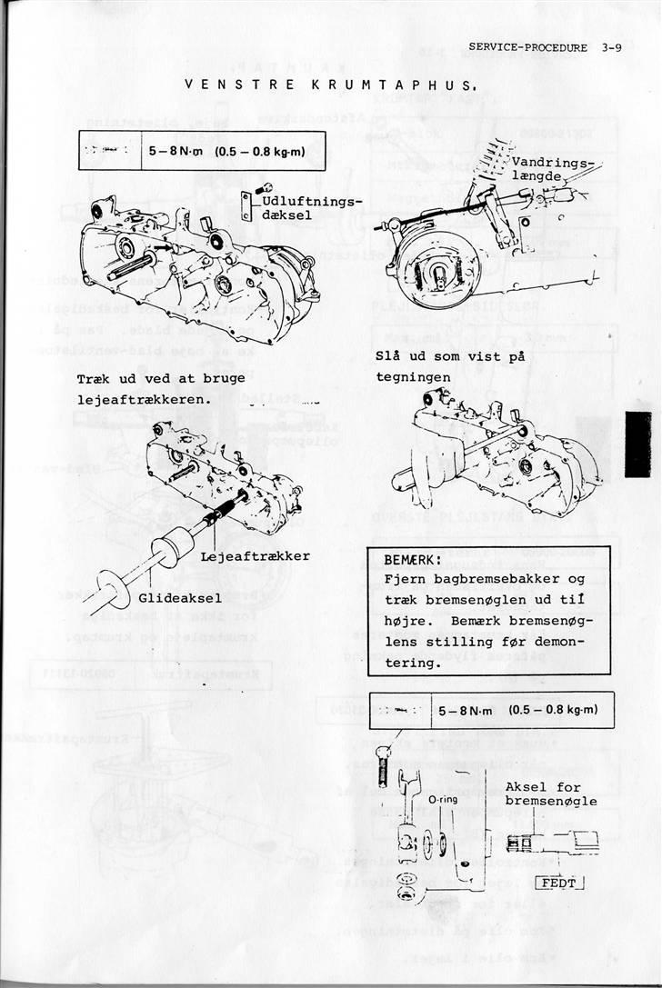 Suzuki Fz50 Service Manual Guider Fotos Fra Anders Veise Wiring Diagram Billede 39