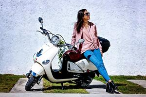 Dating; del din interesse for scootere