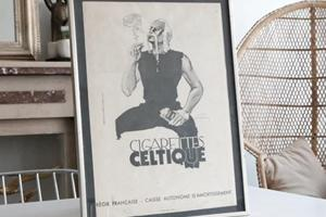 Find dekorative plakater online