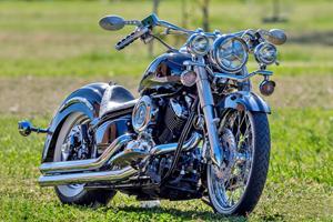 Udlev drømmen om at blive motorcykelejer
