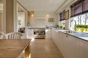 Sådan indretter du dit drømmekøkken