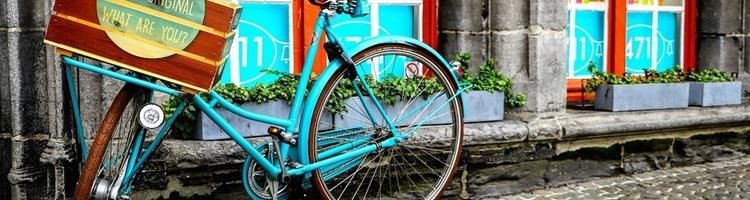 Flere scootere skiftes ud med elcykler