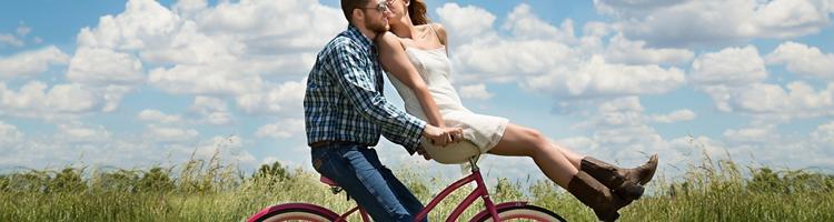 Sådan genfinder du romantikken med din partner