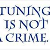tuning is not a crim !