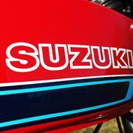 """Bruun """"Suzuki for life!"""""""