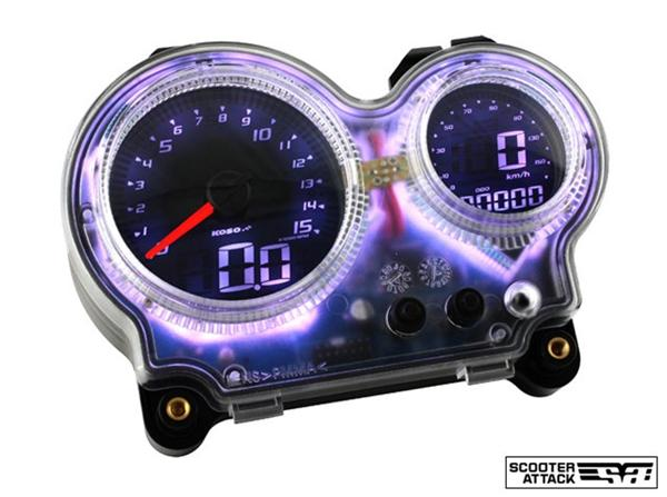 Digitalt speedometer