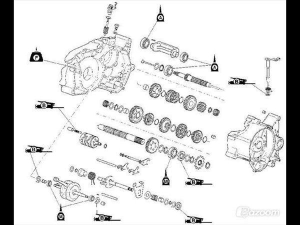 Søger tegninger Til Smt 4gear - Skrevet af THEIS B Yamaha Fs1
