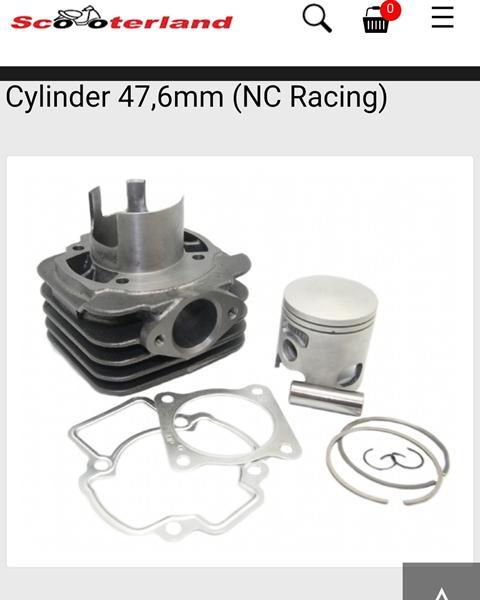 70cc nc racing