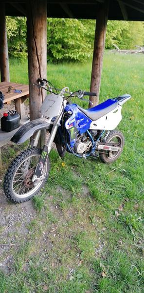 Yamaha yz85cc