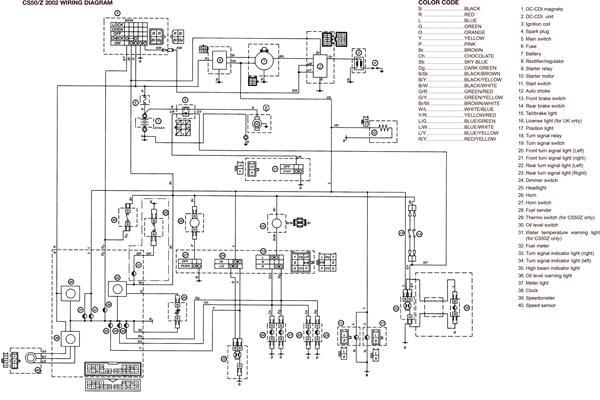 yamaha jog rr wiring diagram schematic wiring diagram Yamaha Ignition Diagram
