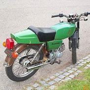 """Suzuki DM50 """"Samurai""""(solgt!)"""