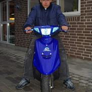 Yamaha Jog AS SOLGT