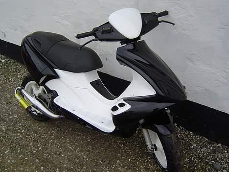 Benelli 491ac SOLGT - Billeder af scootere - Uploaded af