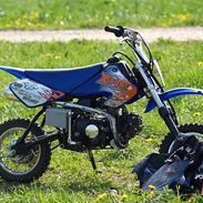 MiniBike •• Fym 110cc -TILSALG-