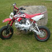 Honda 125 ccm -  : STJÅLET :