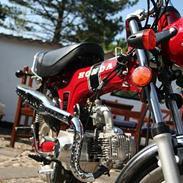 Honda DAX(BUSTED)