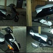 Honda Sfx - AC / Byttet